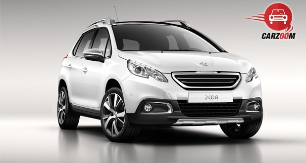 Peugeot 2008 Crossover Exterior View