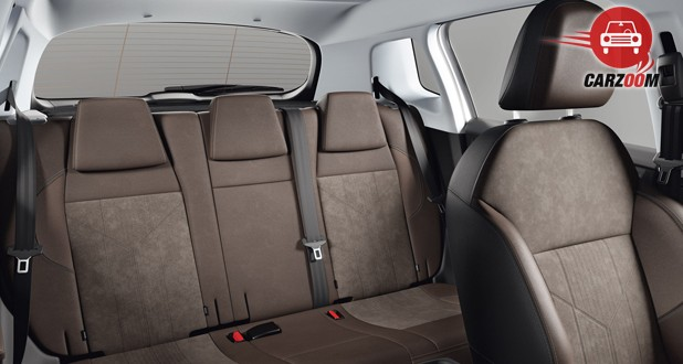 Peugeot 2008 Crossover Interior Seat View