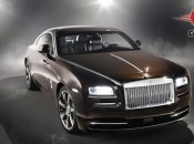 Rolls-Royce Wraith 'Inspired by Music' Edition Exterior Front