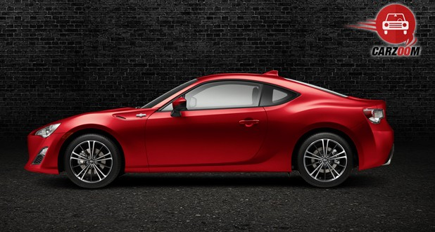 Scion FR-S Exterior Side View