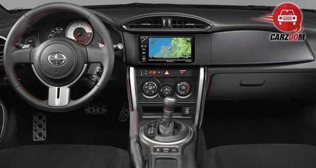 Scion FR-S Interior Dashboard