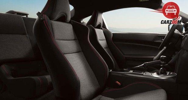 Subaru BRZ Seat View