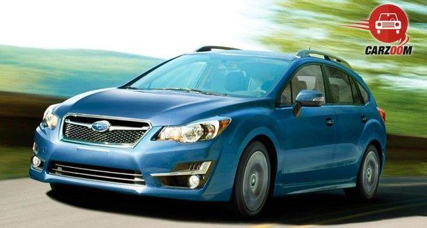 Subaru Impreza Front View