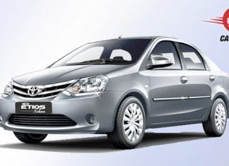 Toyota New Etios Xclusive Edition