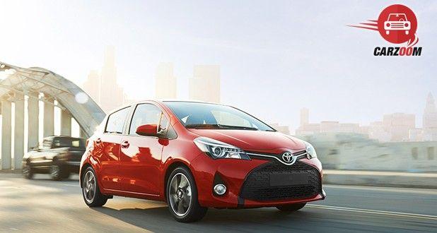 Toyota Yaris Exterior View