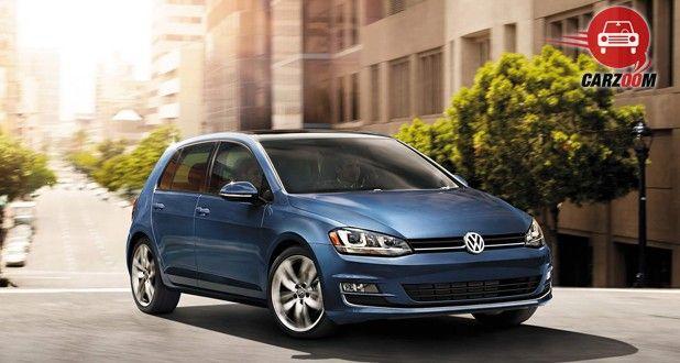 Volkswagen Golf Exterior Front View