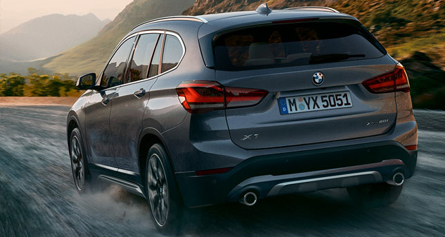 BMW-X1-Back-View