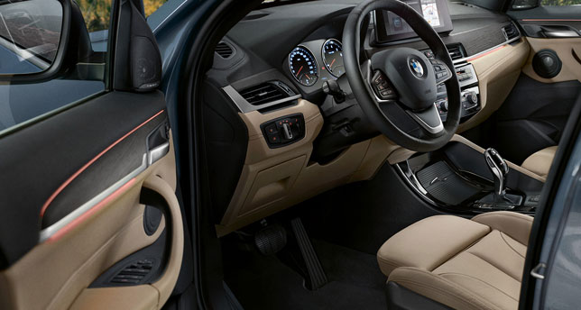 BMW-X1-Dashboard