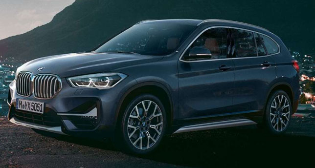 BMW-X1-Front-Overall