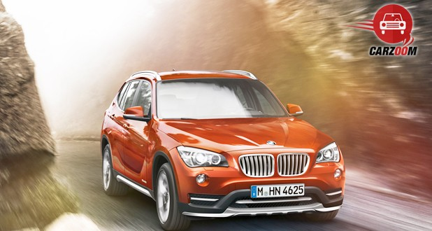 BMW X1 sDrive 20d M Sport Front View
