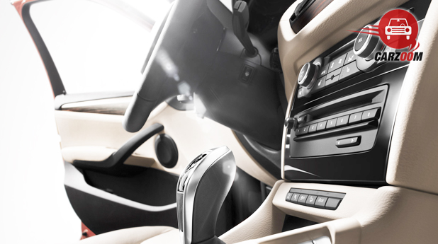 BMW X1 sDrive 20d M Sport Interior