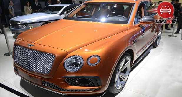 Bentley Bentayga 2015 FrankfurtMotor Show