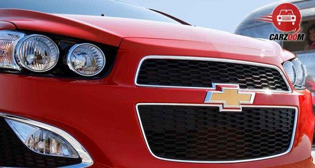 Chevrolet Sonic Bumper View