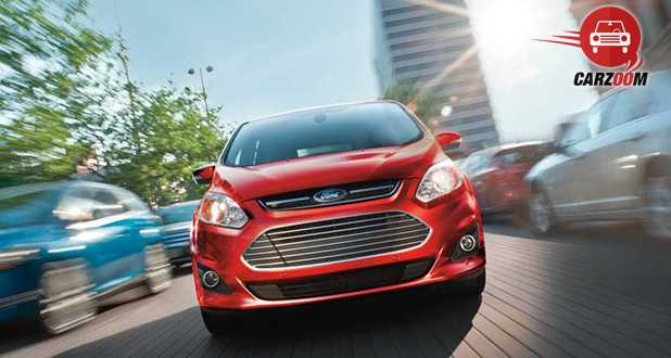Ford C-Max Exterior Front View