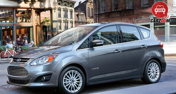 Ford C-Max Exterior Side View