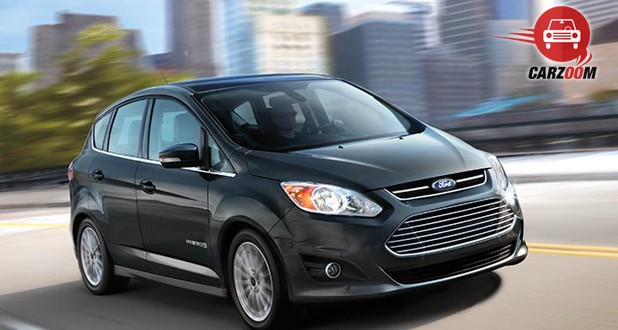 Ford C-Max Exterior View