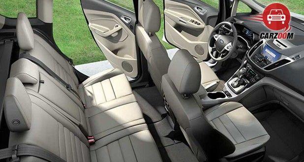 Ford C-Max Interior Seat View