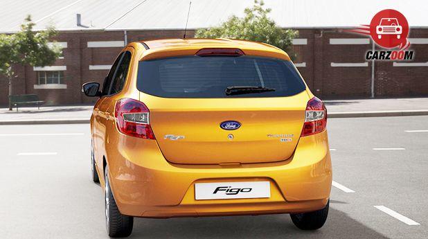 Ford Figo Back View