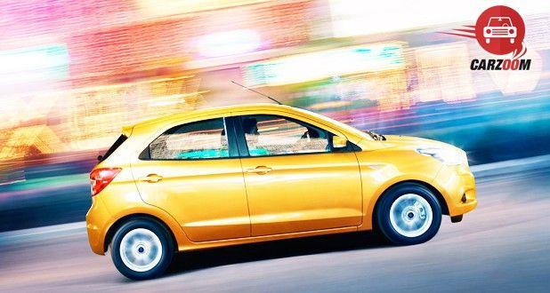 Ford Figo Exterior Side View