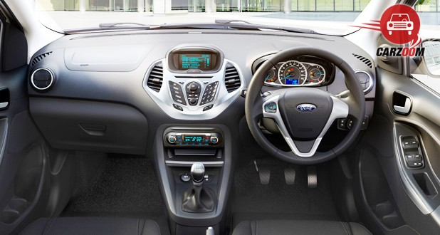 Ford Figo Interior Dashboard View