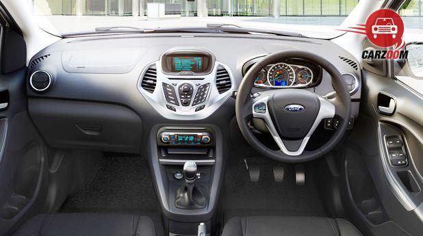 Ford Figo Interior Dashboard View