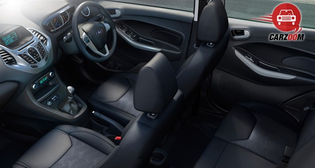 Ford Figo Interior Seat View
