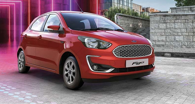Ford-Figo-Red-Color