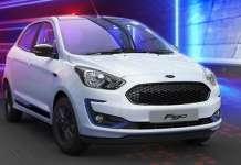 Ford-figo-Front-View