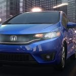 Honda Fit Exterior View