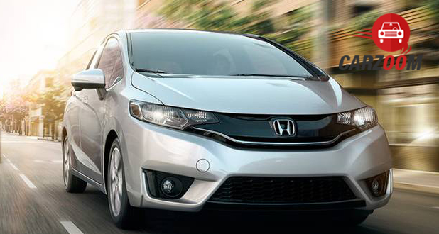 Honda Fit Front View