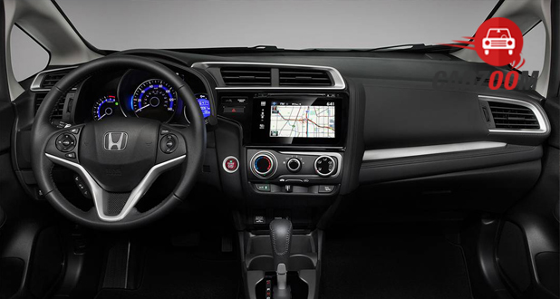 Honda Fit Interior Dashboard
