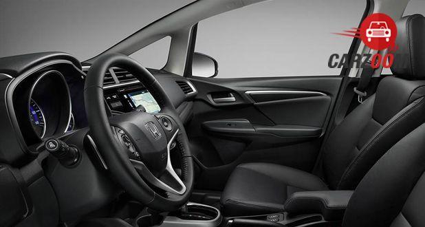 Honda Fit Interior Seat View
