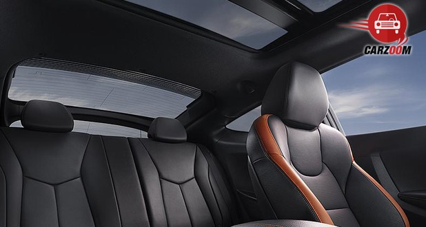 Hyundai Veloster Interior Seat View