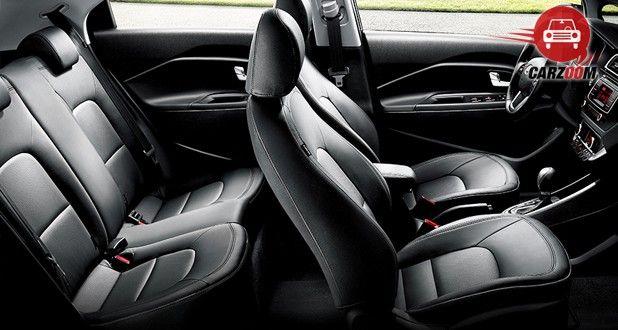 Kia Rio Interior Seat View