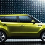 Kia Soul Exterior Side View