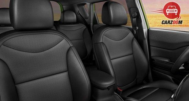 Kia Soul Interior Seat View