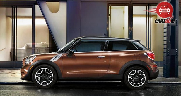 MINI Cooper Paceman Exterior Side View