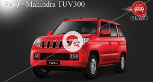 Mahindra TUV300 FAQ