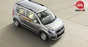 Maruti Wagon R Avance Edition Exterior View