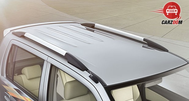 Maruti Wagon R Avance Edition Roof View
