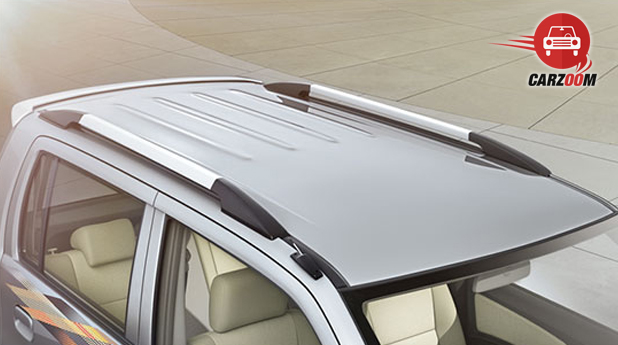 Maruti Wagon R Avance Edition Roof View