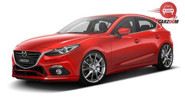 Mazdaspeed3 Exteriors