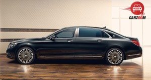 Mercedes Maybach S-Class Exterior View