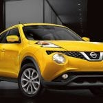 Nissan Juke Front View