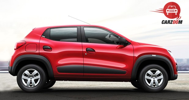 Renault KWID Exterior Side View