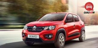 Renault KWID Exterior View