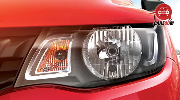 Renault KWID Headlight View