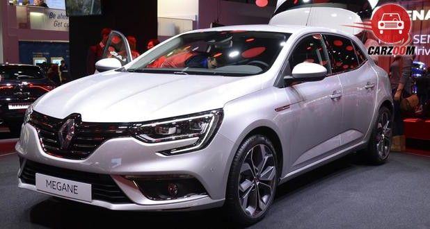 Renault Megane Frankfurt Auto Show