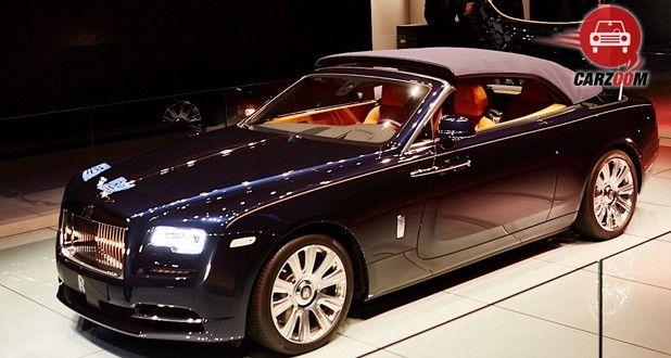Rolls Royce Dawn Frankfurt Show