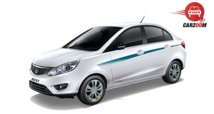 Tata Zest Anniversary Edition Exterior View